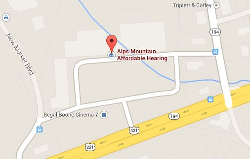 Alps Mtn Affordable Hearing Aid Center, Boone NC hearing aids